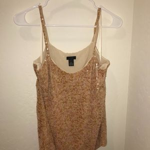 J.Crew Collection Sparkly Tank